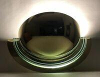 Vintage Mid Century Danish Modern Space Age Curtis Jere Era Sconce Lamp Fixture