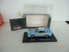 Detail Cars 1/43 Scale Model Car ART436 - BMW 3000 CS 1977 RACING NM BOX