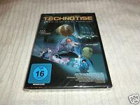 Technotise - Belgrad 2074 (DVD) Anime Thiller in Deutsch, OVP&NEU