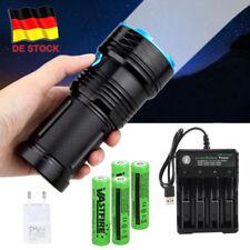 Maniküre Nagellack UV LED-Licht Taschenlampe 9-LEDs Multi Beleuchtung Lampe