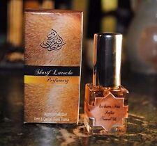 White Amber Rose Natural Perfume Spray 7ml Velvety Sweet Ambery Solide Parfum