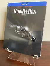 Goodfellas Limited Edition Iconic Moments #9 Steelbook (Blu Ray) Factory Sealed