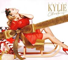 KYLIE MINOGUE - KYLIE CHRISTMAS | Kylie Weihnachten (Deluxe CD+DVD Set)