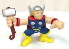 Marvel Super Hero Squad THOR in Classic Comic Costume  #048