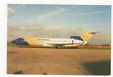 Air Colombus Boeing B727 CS-TKA Aviation Postcard, A678
