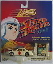 Johnny Lightning-speed racer 2000 Mach 5 stock car Nouveau/OVP