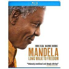Mandela: Long Walk to Freedom (Blu-ray Disc, 2014) NEW SEALED TAKE A LOOK!!!!!!!