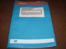 Werkstatthandbuch Audi 100 C 4 Motronic Einspritzanlage