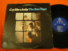 THE BOX TOPS Cry Like A Baby Stereo Bell 6017 VG++ vinyl