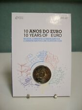 Portugal 2012 2 euro CC 10 jaar Euro BU