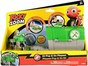 Ricky Zoom DJ Pop & Go Playset