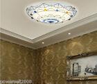 European Rural Style Diameter 30CM Height 9CM Children Bedroom Ceiling Light