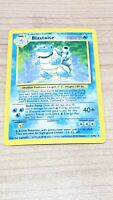 RARE Blastoise Pokemon Base Set Unlimited Holo Foil 2/102 NM? Vintage card