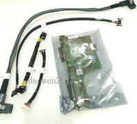 "Dell Poweredge R720XD 2.5"" Rear Flex Bay 2 Drive Backplane 0JDG3 with Cables"