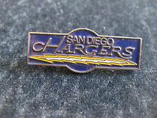 SAN DIEGO CHARGERS  PIN BACK VINTAGE 1980
