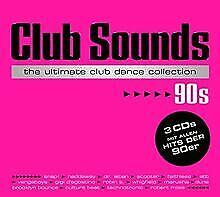 Club Sounds 90s von Various   CD   Zustand gut