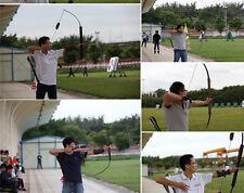 Arrow Archery 60 lbs Bow Hunting Target Black Fishing Take Down Black Adult Bow