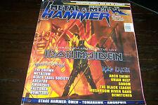 METAL HAMMER MAGAZINE 4/2002 IRON MAIDEN MOTORHEAD ARCH ENEMY KREATOR