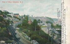WEST HOBOKEN NJ – West Hoboken View – udb – 1907