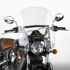 National Cycle N21303 - Spartan Quick Release Windshield - Indian Scout 2015-18