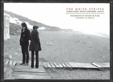 The White Stripes Under Great White Northern Lights Hardcover Jack Jim Jarmusch