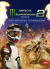 Monster Energy Supercross The Official Videogame 2 - PC Steam Game Spiel Code EU