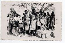 MADAGASCAR colonie française ethnies Type Antandroy sud