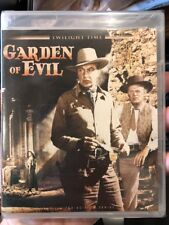 GARDEN OF EVIL Blu-Ray TWILIGHT TIME Limited Ed GARY COOPER - NEW/Factory sealed