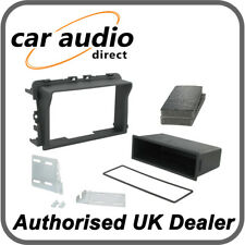 Connects 2 CT23RT05 Renault Trafic 2011> Double Din Fascia Adaptor Kit 2011>