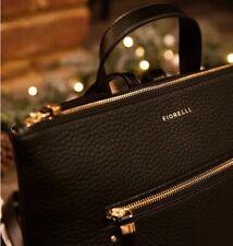 Fiorelli Finley Backpack - Black RRP: £49