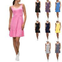 Only Damen Etuikleid Feinstrickkleid mit Print Stretchkleid Jerseykleid Kleid