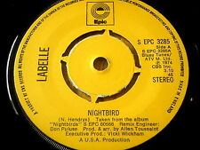 "LABELLE - NIGHTBIRD     7"" VINYL"