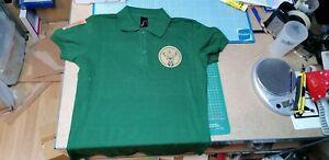 Tee Shirt Polo Jagermeister M. - Staff - Woman - New - Superb