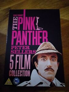 The Pink Panther Film Collection BOXSETS (1963) Fast Free UK Postage<>