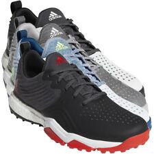 Adidas Adipower 4 orged S Para Hombre Zapato De Golf Impermeables Nuevo