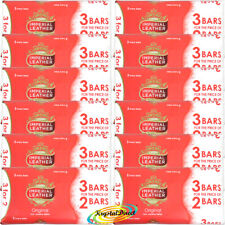 36 Bars Of Cussons Imperial Leather Original Soap 100g Ivory