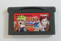 Naruto Ninja 2 Nintendo Game Boy Advance GBA GAMEBOY Japan Import US Seller