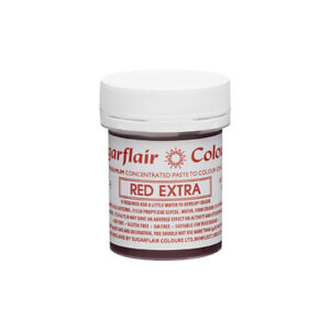 Sugarflair Maximum Concentrated Paste Edible Food Colouring Cake Decorating