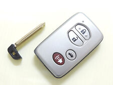 OEM Remote Immobilizer Smart Key For 06 07 08 Aurion Presara Zr6 T40J