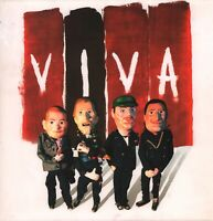 COLDPLAY 2009 VIVA LA VIDA TOUR CONCERT PROGRAM BOOK / CHRIS MARTIN / EX 2 NMT