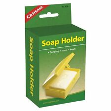 Coghlan's Soap Holder Camping Travel Plastic Caddy Box Unbreakable Container