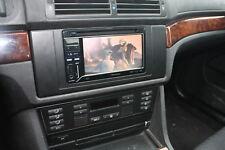 Cadre Contour Entourage DOUBLE DIN BMW e39 série 5 X5 2DIN