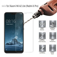 For Xiaomi Mi A2 Lite Tempered Glass Screen Protector For Xiaomi Redmi 6 Pro