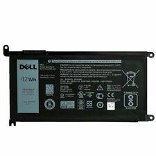 OEM Genuine DELL Inspiron Battery WDX0R 42Wh 15 5567 5568 13 5368 7368 7569 7579