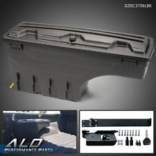 For 02-18 Dodge Ram 1500 2500 3500 Truck Bed Storage Box Toolbox Driver Side