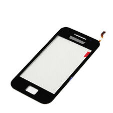 Replacement BLACK Touch Screen Digitizer Lens for SAMSUNG ACE S5830 with adhesiv