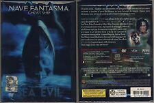 Steve Beck NAVE FANTASMA nuovo sigillato DVD SNAPPER copertina 3D olografica