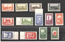 Algeria 1930 Centenary of French Algeria Semi-POstal 13v , Scott#B14/26 - MNH **