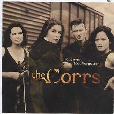 The Corrs-Forgiven Not Forgotten CD