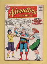 Adventure Comics #261 Origin Speedy in Golden Age! Jun 1959, DC, 1938 Series FN-